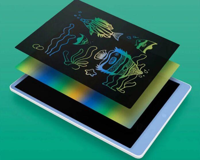 XIAOXUN XPHB003, la tavoletta grafica LCD per i più piccoli a meno di 35 euro con codice sconto