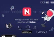 Noted, riunite note e file audio anche su Apple Watch