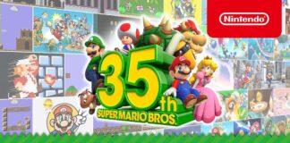 Buon compleanno, Super Mario bros.