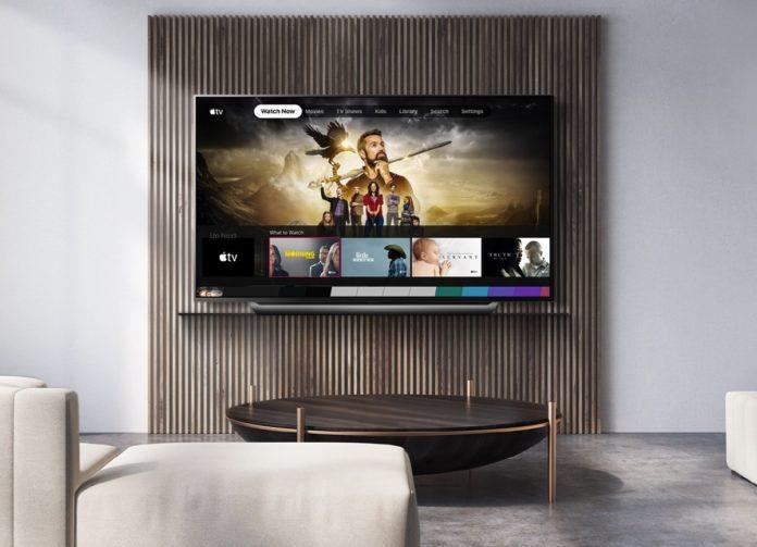 LG rilascia Apple TV per i televisori del 2018, in arrivo AirPlay e HomeKit