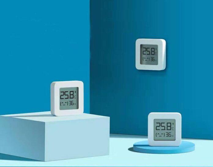 Solo 3 Euro il termometro igrometro Xiaomi Mijia di seconda generazione