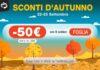 Sconti d'autunno su TrenDevice: -50 € su Smartphone e Tablet Ricondizionati