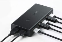 Recensione UGREEN KVM Switch HDMI 2 in 1