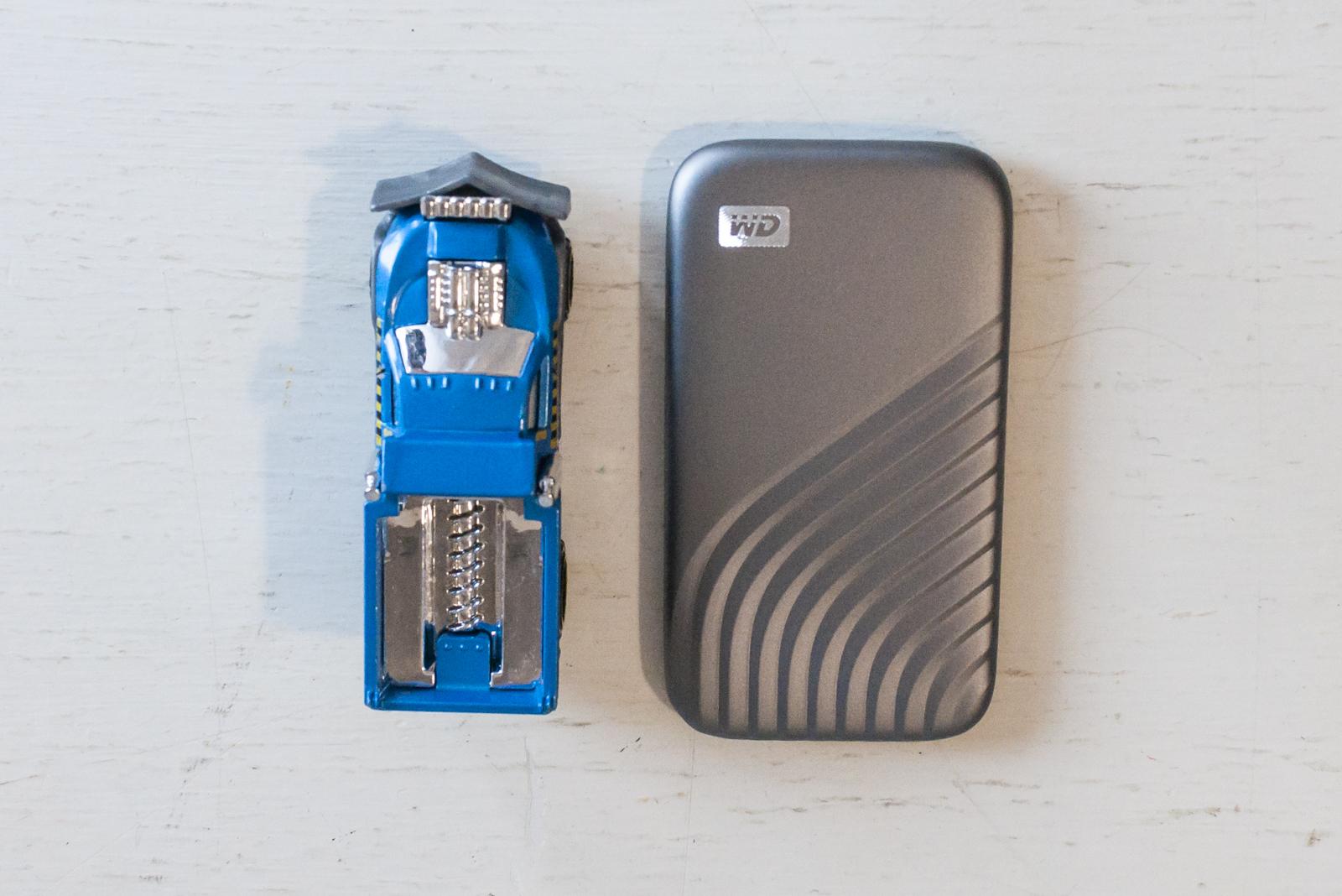 Recensione WD My Passport SSD 2020