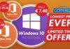 Windows 10 a soli 7 €: questa e molte altre offerte Microsoft su GoDeal24.com