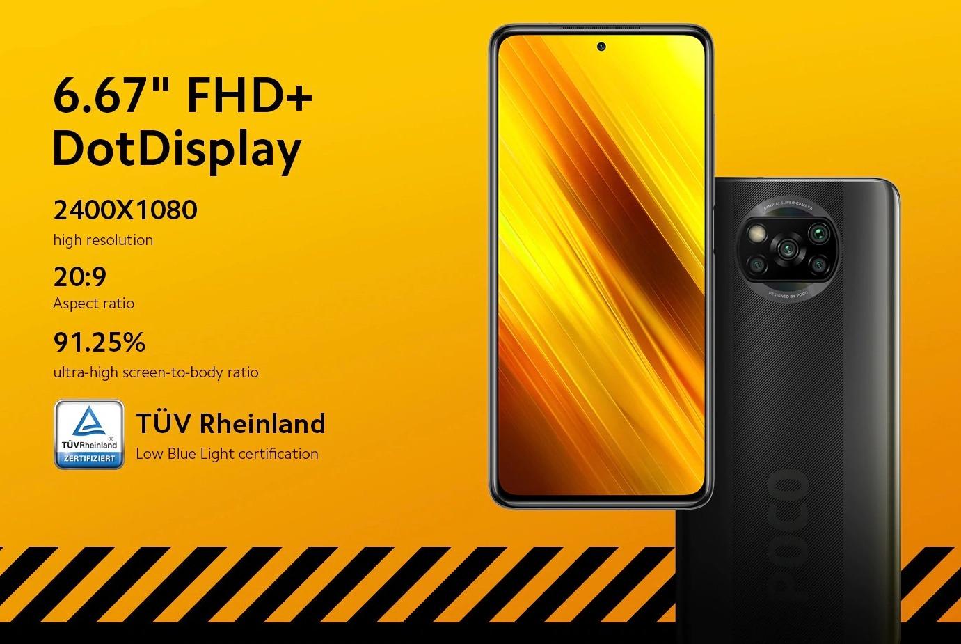 POCO X3 NFC, il terzo smartphone Xiaomi è disponibile in offerta lancio a soli 194 €