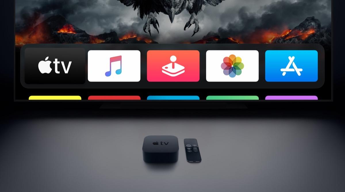 youtube apple tv manca 4k con tvos 14