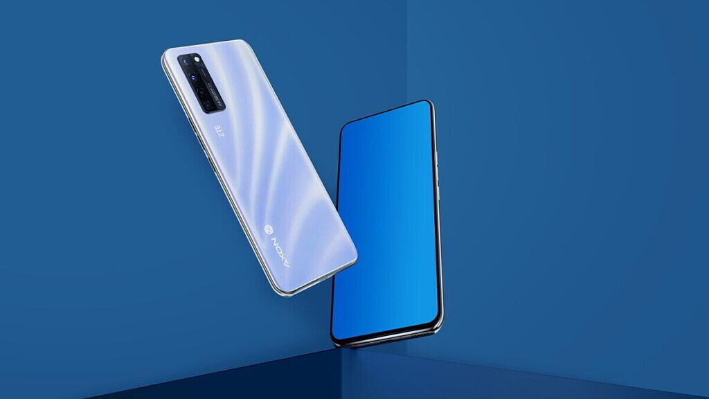 ZTE presenta Axon 20 5G, lo smartphone con la fotocamera sotto display