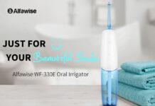 Alfawise WF-330E, l'idropulsore dentale adesso a meno di 20 euro grazie al codice sconto