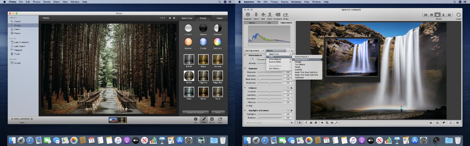 Retroactive 1.9, aggiornato il software per riavere Aperture, iPhoto e iTunes su macOS Catalina e Big Sur