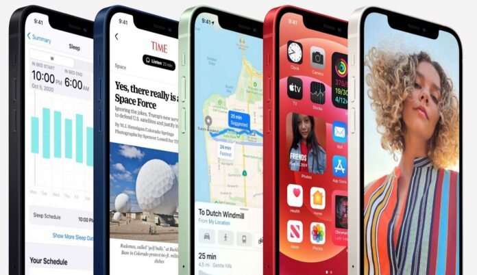 Apple svela iPhone 12 e punta sulla velocità con il 5G