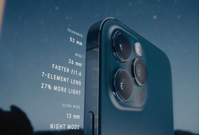 iPhone 12 Pro ha il miglior reparto camera di sempre, con LiDAR a bordo
