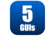 5 GUIs vi dice come è stata creata un'app per Mac