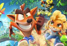Crash Bandicoot arriverà su iOS e Android nella primavera del 2021