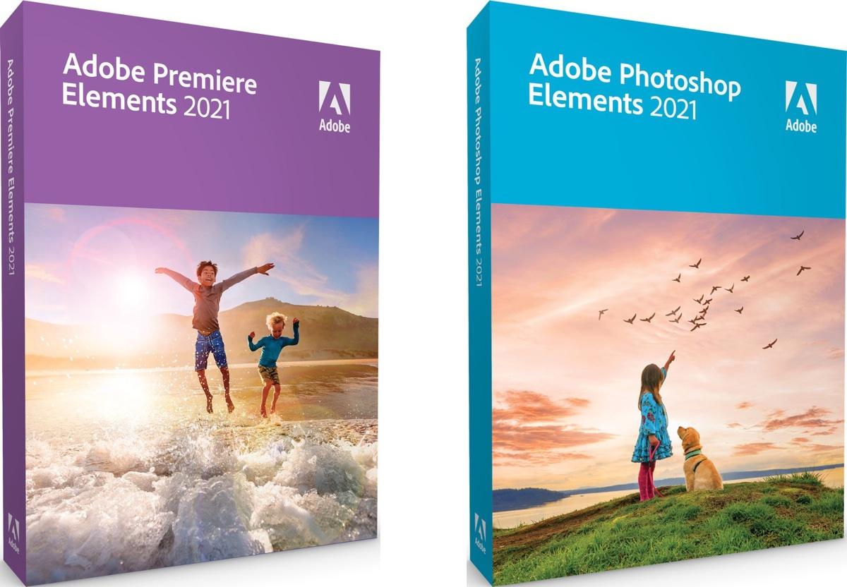 Cyber Monday:Photoshop Elements 2021 e P …