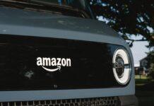Amazon presenta il suo primo veicolo elettrico per le consegne