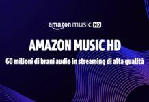 Amazon Music HD aggiunge altre migliaia di brani e album Ultra HD
