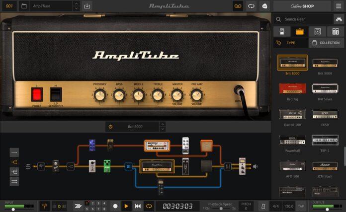 Amplitube 5 si fa in quattro e porta il realismo audio ad un livello superiore