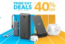 Prime Day: offerte Anker fino al 43% su cavi, powerbank, hub, cuffie e speaker