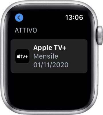 Apple TV+, come annullare l'abbonamento in scadenza