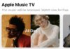 Apple lancia Apple Music TV in USA