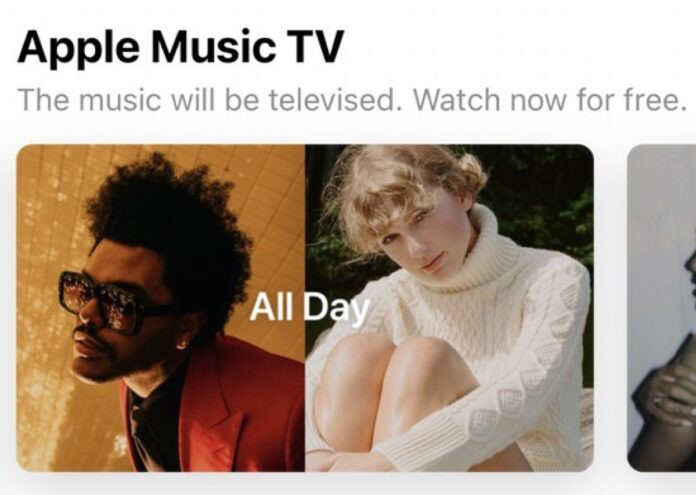 Apple lancia Apple Music TV in USA