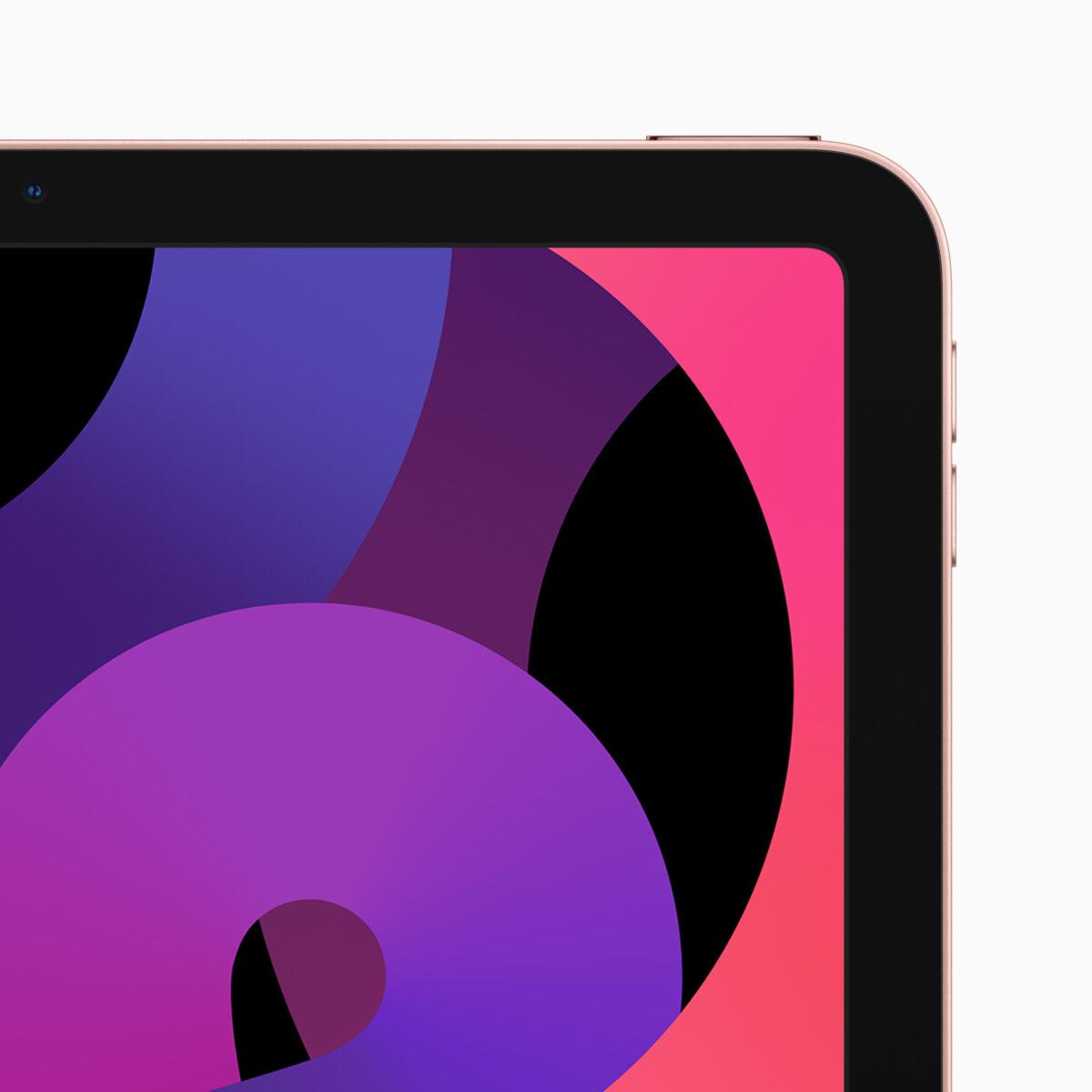 Il Touch ID nel tasto superiore del nuovo iPad Air una evoluzione della precedente tecnologia