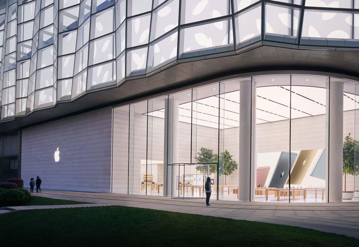 Apple pensa ai negozi al dettaglio come centri di distribuzione per velocizzare le consegne