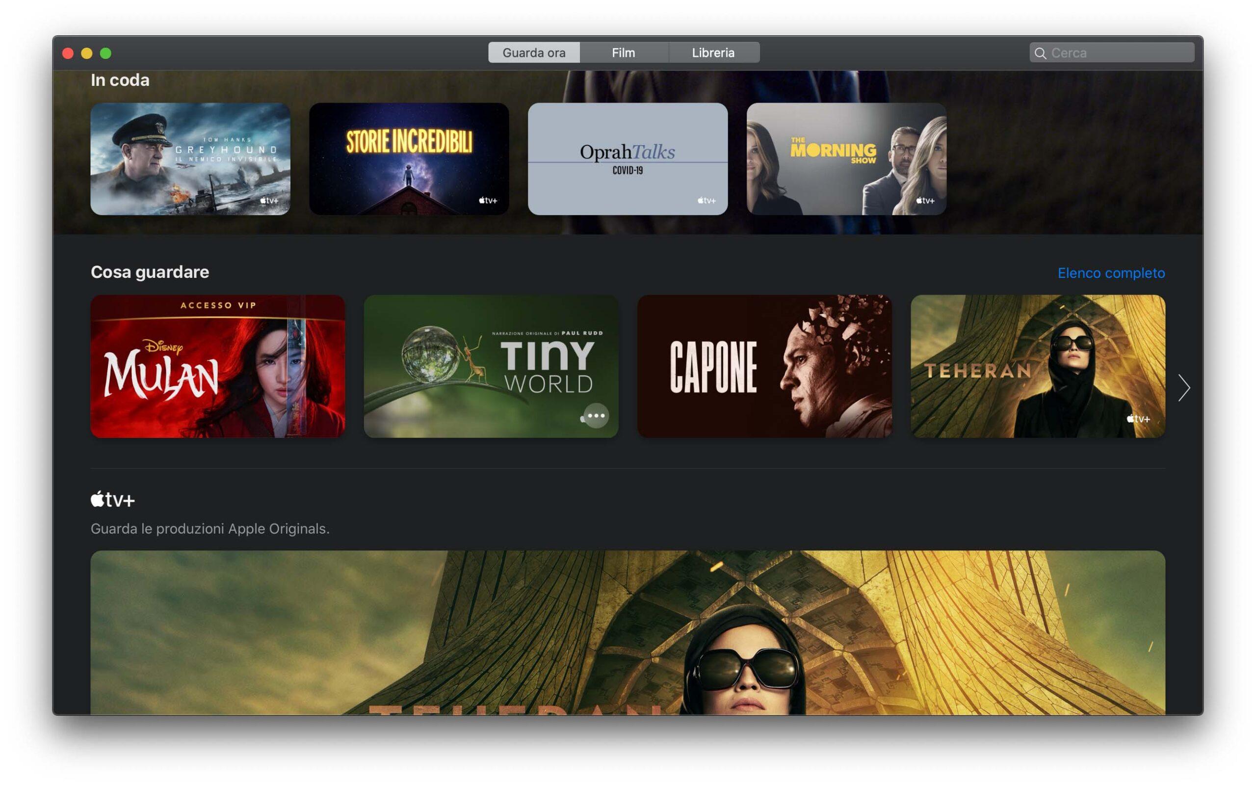 Apple TV+ ora fa parte di una coalizione anti-pirateria
