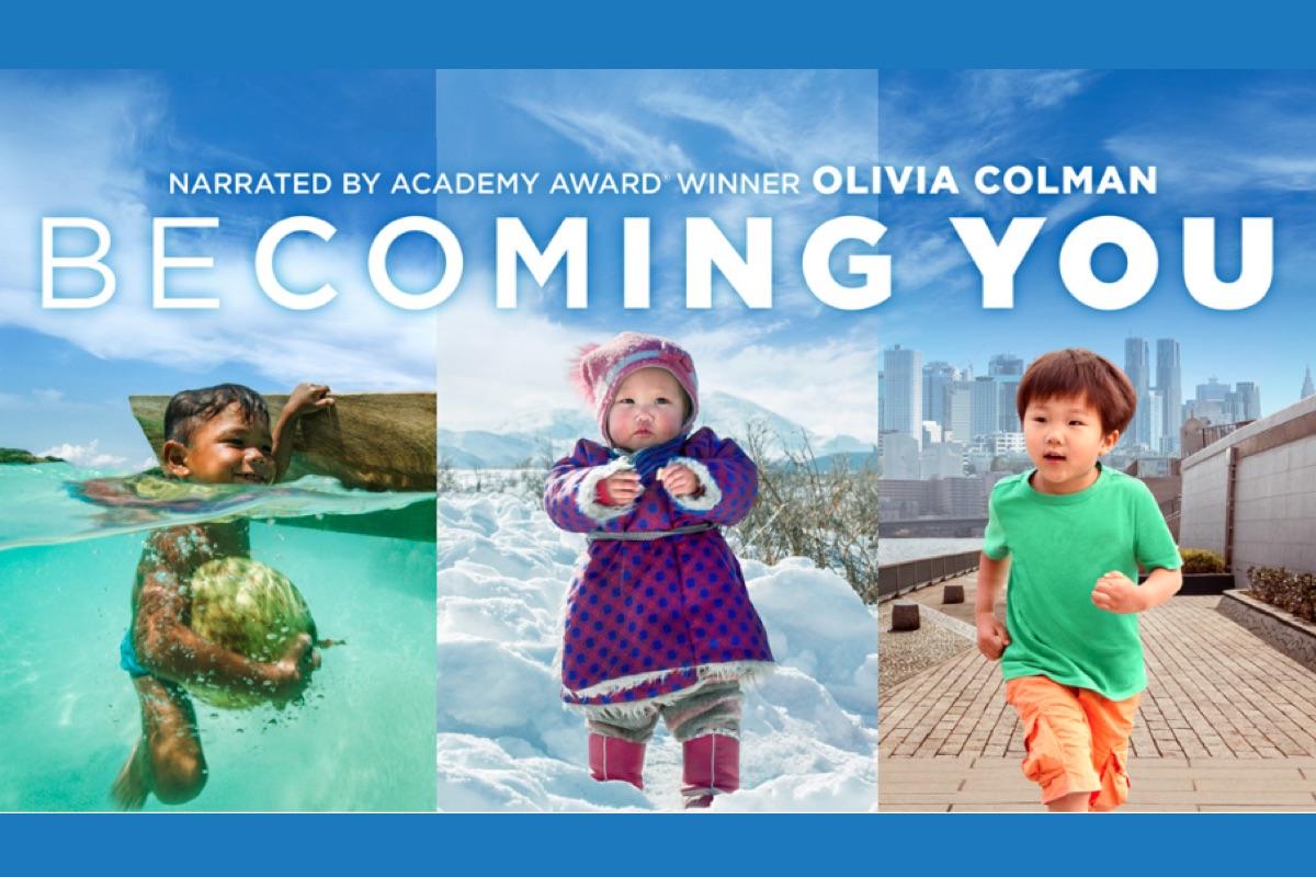 """Apple condivide il trailer del documentario """"Becoming You"""" di Apple TV +"""
