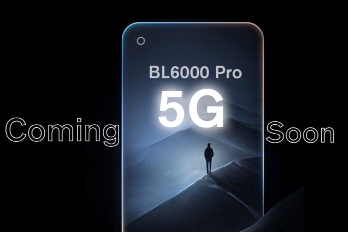 Blackview BL6000 Pro, in arrivo l'indistruttibile primo rugged phone 5G