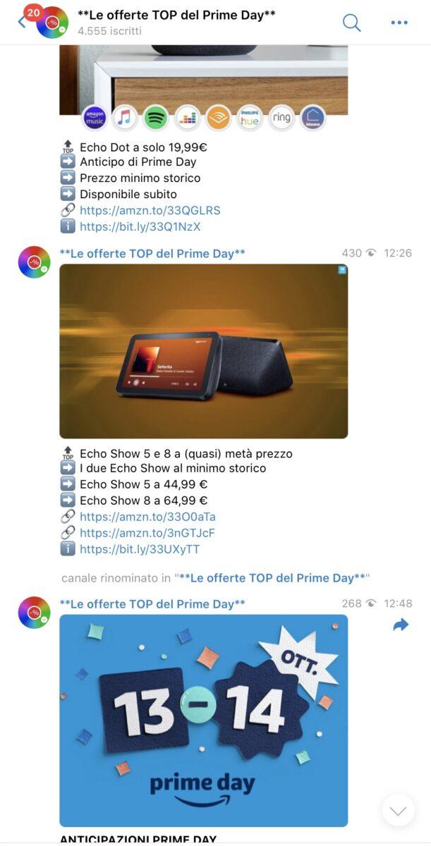 Prime Day: iscriversi al canale offerte di Macitynet è una buona idea