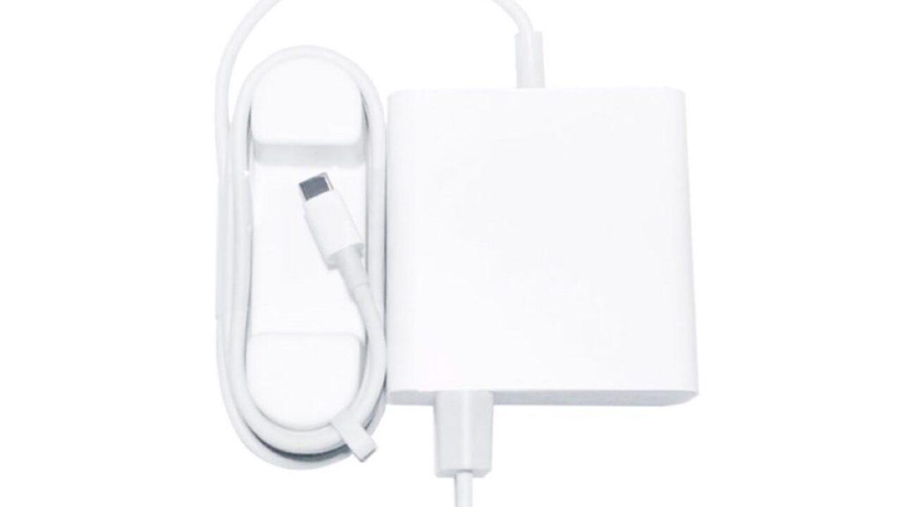 "65W USB Type-C caricabatterie 2015 Alimentatore per Apple Macbook 12/"""