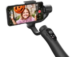 Solo 46 € il gimbal a 3 assi per smartphone Zhiyun CINEPEER C11 con coupon