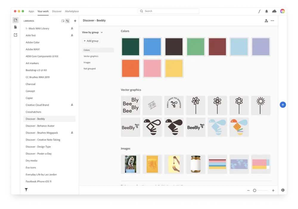[Embargo fino al 20 ottobre – 14pm] Adobe, le ultime novità della Creative Cloud dall'evento Adobe Max 2020,