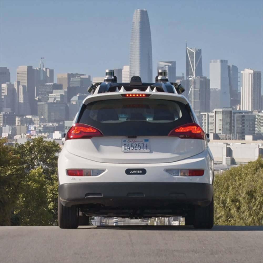 Cruise può testare a San Francisco vetture senza conducente a bordo