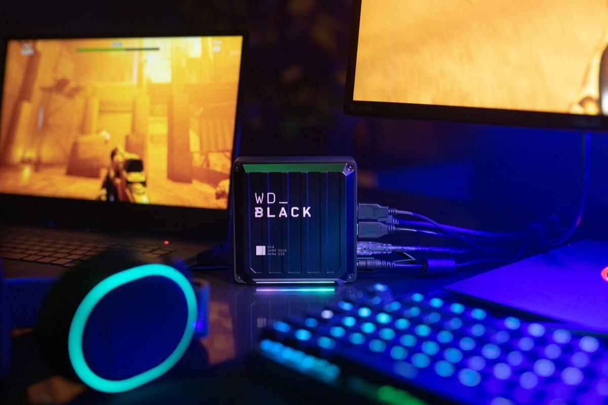 Ci sono tre nuovi SSD di Western Digital pensati per il gaming
