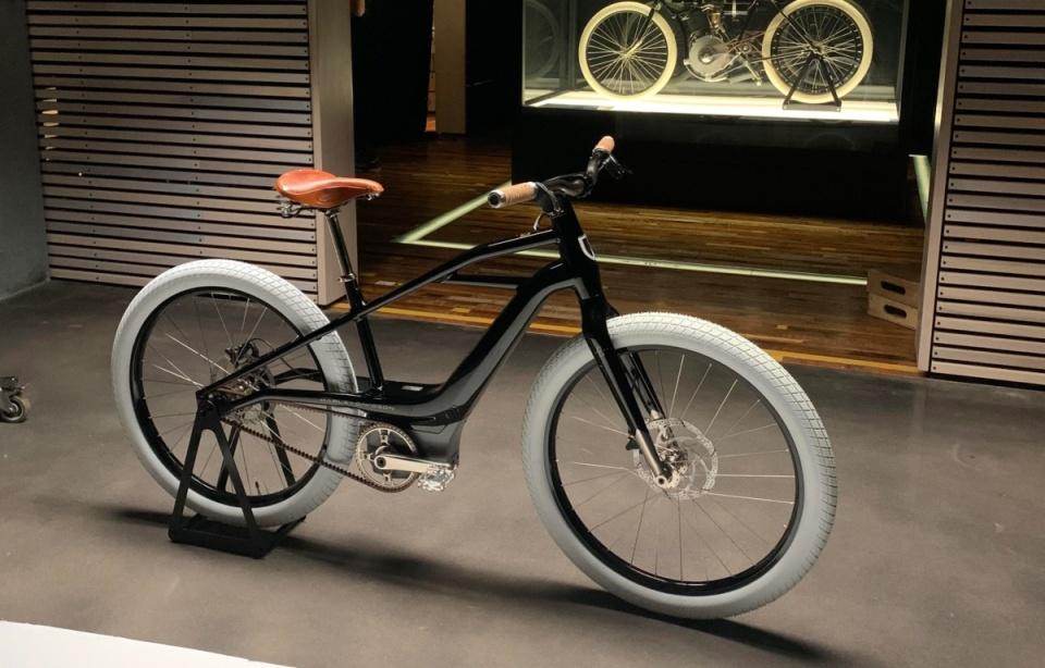 Ecco la prima bici elettrica di Harley-D …