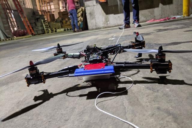 L'esercito USA vuole creare un sistema di ricarica droni autonomo