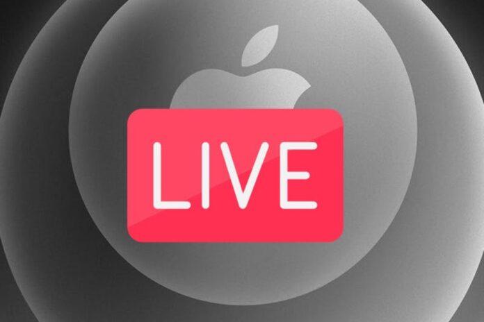 Presentazione iPhone 12, la diretta è iniziata