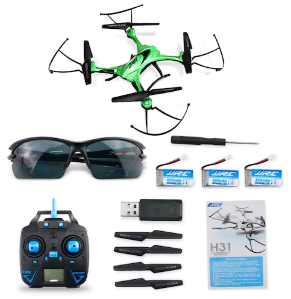 Col mini-drone JJRC H31 giocate e vi allenate col volo spendendo solo 33 euro