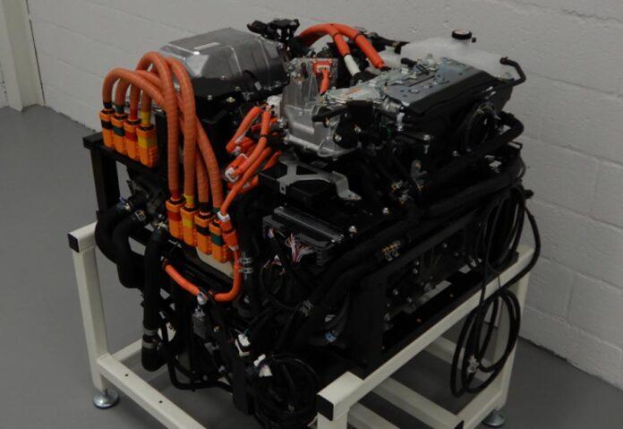 Toyota, tecnologia a celle a combustibile in un generatore a idrogeno