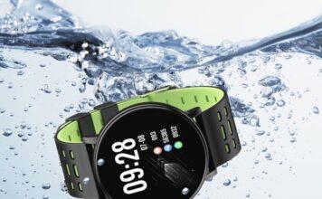 Gocomma 119 Plus, lo smartwatch con schermo rotondo costa solo 6 euro