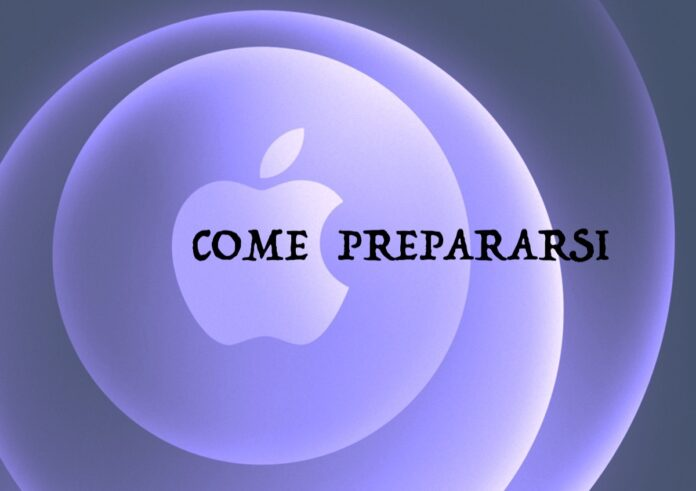 "Come seguire il keynote iPhone 12 ""Hi, Speed"""