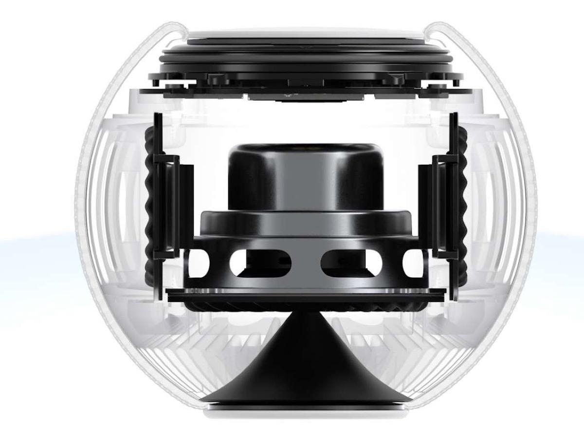 Ecco HomePod mini, l'altoparlante sferico è molto più piccolo del predecessore