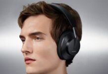 Ecco le Huawei Freebuds Studio con cancellazione dinamica del rumore