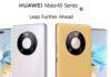 Huawei Mate 40 e Mate 40 Pro ufficiali, grandi schermi curvi e ricarica rapida