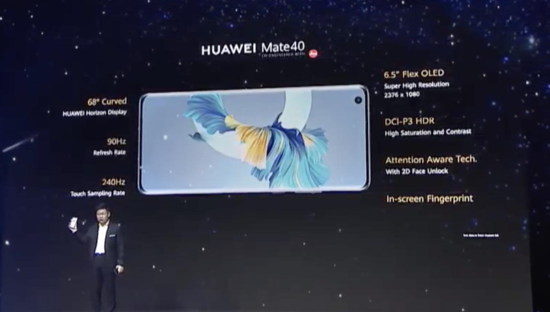Huawei Mate 40 e Mate 40 Pro ufficiali: super fotocamera, grandi schermi curvi e ricarica rapida