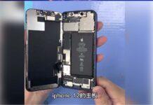 iPhone 12, prime foto di come è fatto dentro