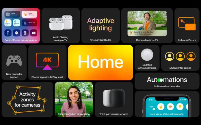 HomeKit Adaptive Lightning avvistato in beta in Germania